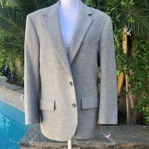Vintage Nordstrom Men's Blazer 100% CASHMERE